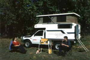 4wd Campervans Com Australian Owned And Operated Four